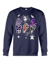 Special Education Halloween Crewneck Sweatshirt thumbnail