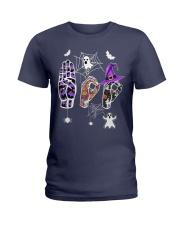 Special Education Halloween Ladies T-Shirt thumbnail