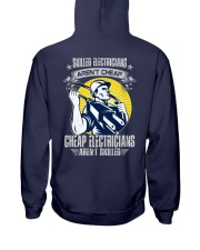 Skilled Electricians Hooded Sweatshirt thumbnail
