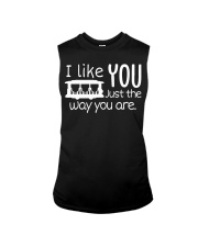I LOVE YOU JUST THE WAY YOU ARE Sleeveless Tee thumbnail