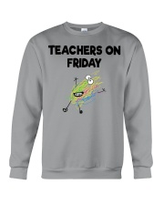 TEACHERS ON FRIDAY Crewneck Sweatshirt thumbnail