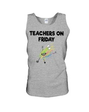 TEACHERS ON FRIDAY Unisex Tank thumbnail
