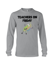 TEACHERS ON FRIDAY Long Sleeve Tee thumbnail