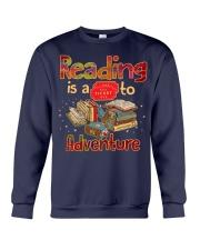 Reading adventure Crewneck Sweatshirt thumbnail