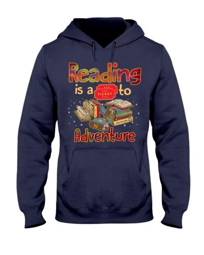 Reading adventure