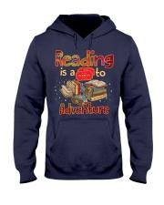 Reading adventure Hooded Sweatshirt thumbnail