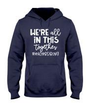 Teacherstrong Hooded Sweatshirt thumbnail