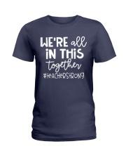 Teacherstrong Ladies T-Shirt thumbnail