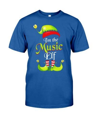 I'M THE MUSIC ELF