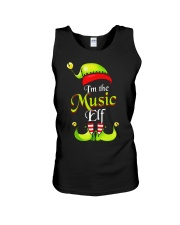 I'M THE MUSIC ELF Unisex Tank thumbnail