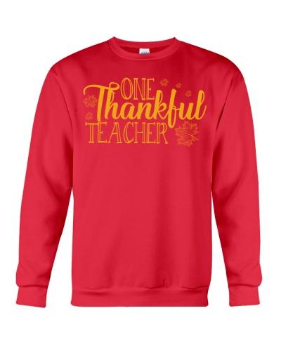 ONE THANKSFUL TEACHER