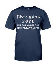 Teachers 2020 - QUARANTEACH Classic T-Shirt tile