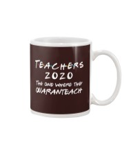 Teachers 2020 - QUARANTEACH Mug thumbnail