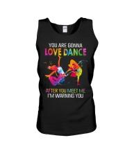 You are gonna love dance T-Shirt Unisex Tank thumbnail