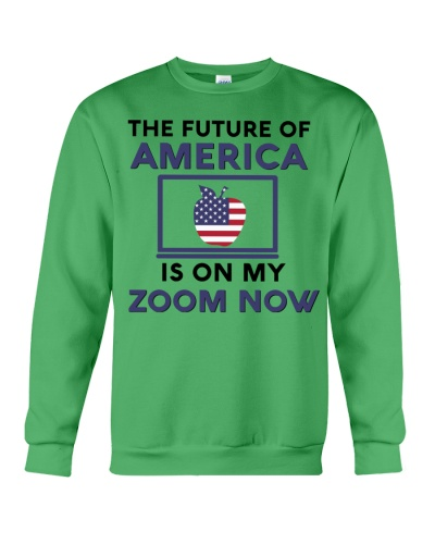 The future of America is on my Zoom now