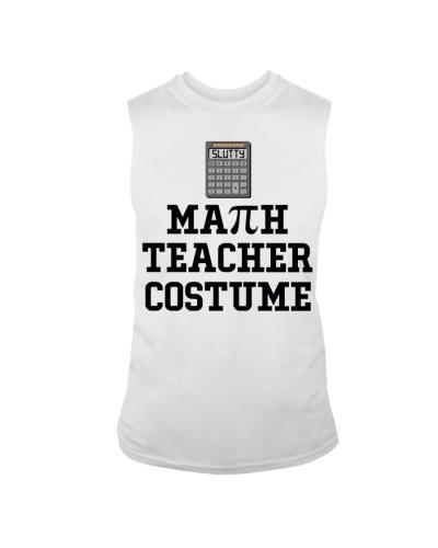 MATH TEACHER COSTUME