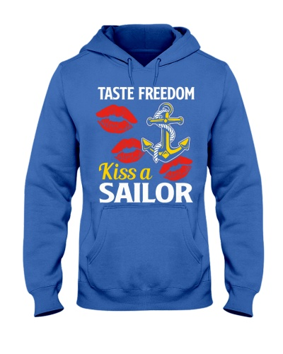 Taste Freedom Kiss a Sailor