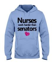 Nurses Work Hooded Sweatshirt thumbnail