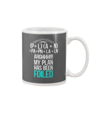 My plan has been foiled Mug thumbnail
