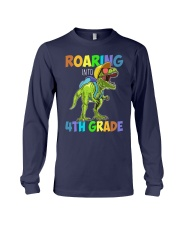 4th Grade  roaring Long Sleeve Tee thumbnail