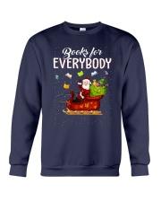 BOOKS FOR EVERYBODY Crewneck Sweatshirt thumbnail