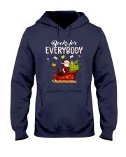 BOOKS FOR EVERYBODY Hooded Sweatshirt thumbnail