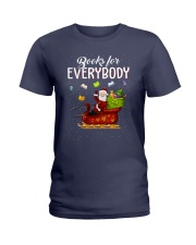 BOOKS FOR EVERYBODY Ladies T-Shirt thumbnail