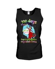 100 DAYS OF SCHOOL SUPERCALIFRAGILISTIC Unisex Tank thumbnail