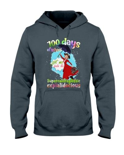 100 DAYS OF SCHOOL SUPERCALIFRAGILISTIC