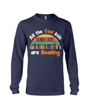 At the cool kids are Reading Long Sleeve Tee thumbnail