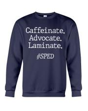 Caffeinate Advocate Laminate Crewneck Sweatshirt thumbnail