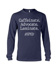 Caffeinate Advocate Laminate Long Sleeve Tee thumbnail