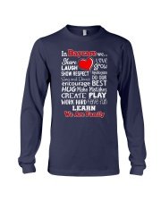 In Daycare We are Family Long Sleeve Tee thumbnail