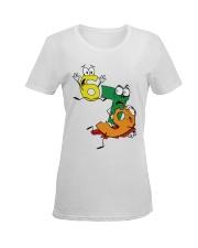 Math Shirt Ladies T-Shirt women-premium-crewneck-shirt-front