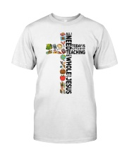 A little bit of Teaching Classic T-Shirt thumbnail