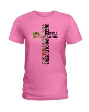 A little bit of Teaching Ladies T-Shirt tile