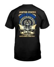 United States Navy Veteran Classic T-Shirt thumbnail