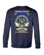 United States Navy Veteran Crewneck Sweatshirt thumbnail