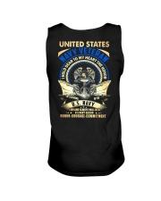 United States Navy Veteran Unisex Tank thumbnail