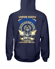 United States Navy Veteran Hooded Sweatshirt thumbnail