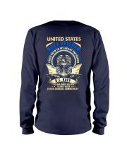 United States Navy Veteran Long Sleeve Tee thumbnail