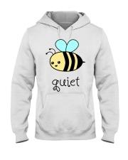 Be quiet Hooded Sweatshirt thumbnail