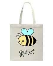 Be quiet Tote Bag thumbnail
