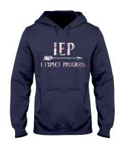 IEP i expect progress Hooded Sweatshirt thumbnail