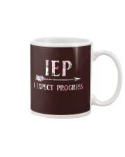 IEP i expect progress Mug thumbnail