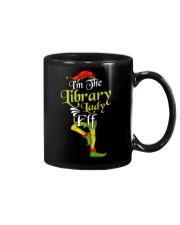 I'M THE LIBRARY LADY Mug thumbnail
