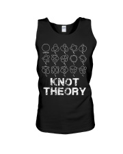 KNOT THEORY Unisex Tank tile
