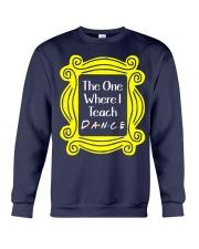 I Teach Dance Crewneck Sweatshirt thumbnail