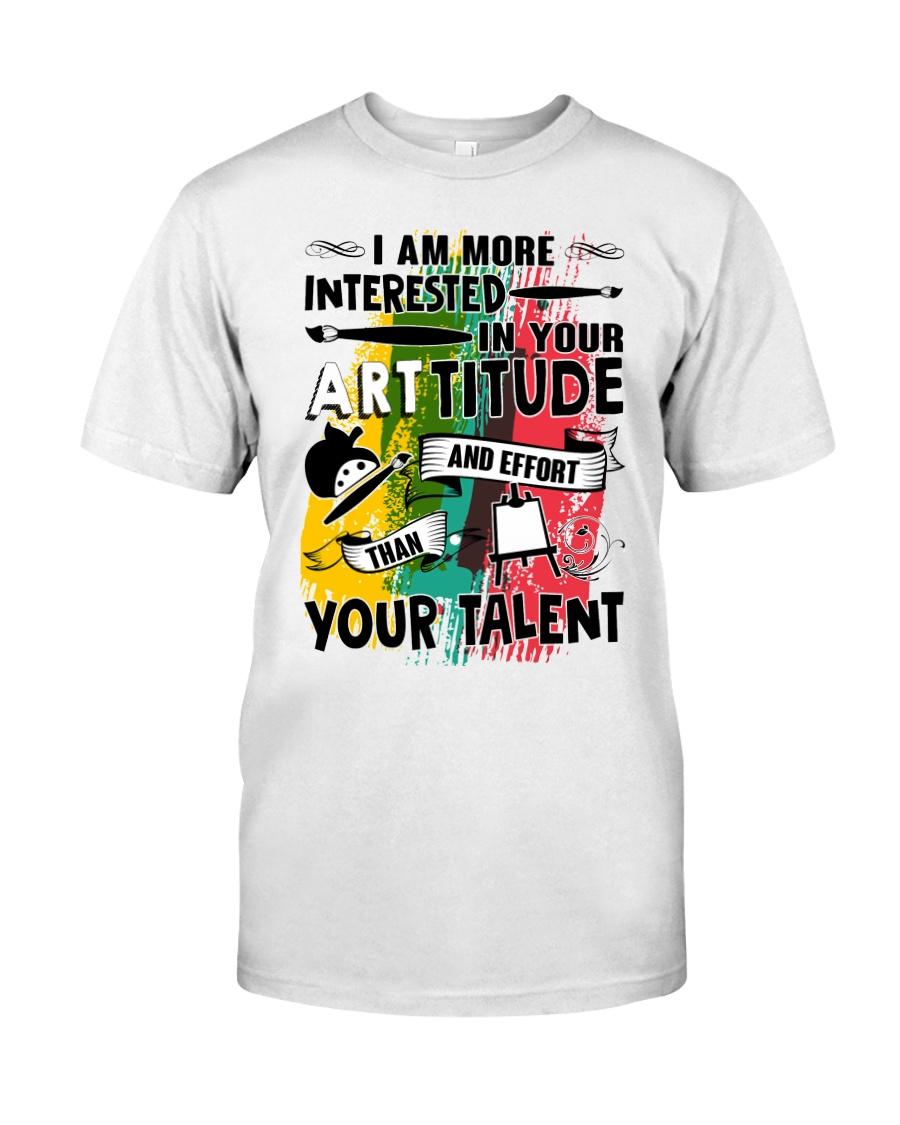 ArtTITUDE Classic T-Shirt
