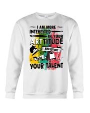 ArtTITUDE Crewneck Sweatshirt thumbnail